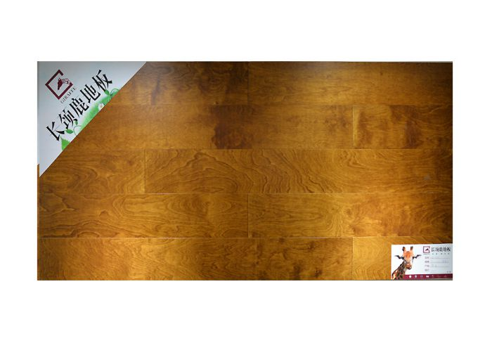 长颈鹿地板 锁扣 环保原生态 强化复合地板 脚感舒适 编号:SHZS001959
