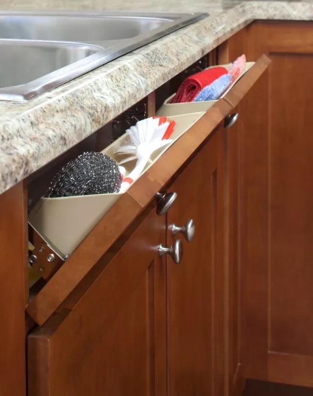 厨房这样做收纳,瞬间高大上!